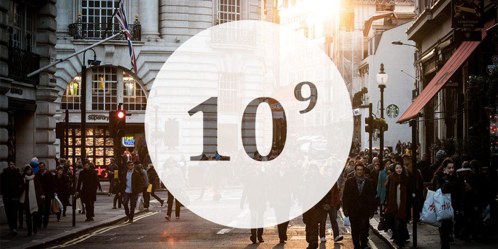Обложка: 10 в 9 степени